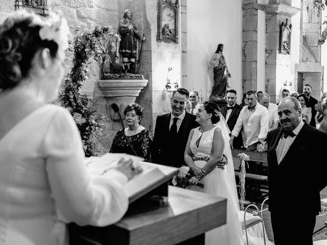 La boda de Iván y Leticia en Ferreira De Panton (Sta Maria), Lugo 43
