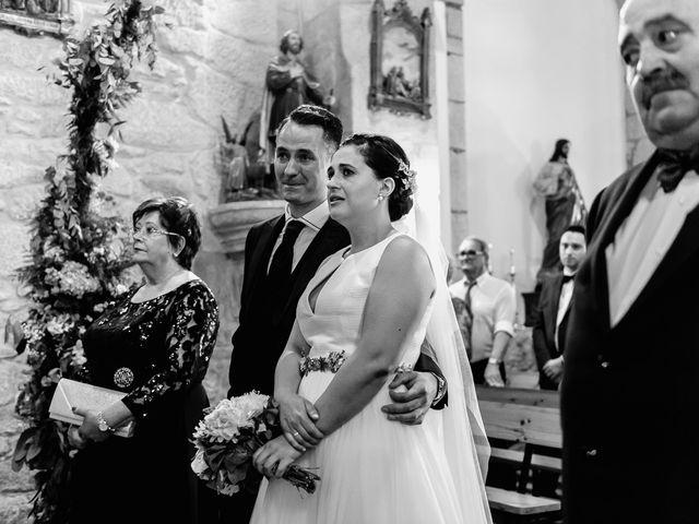 La boda de Iván y Leticia en Ferreira De Panton (Sta Maria), Lugo 44