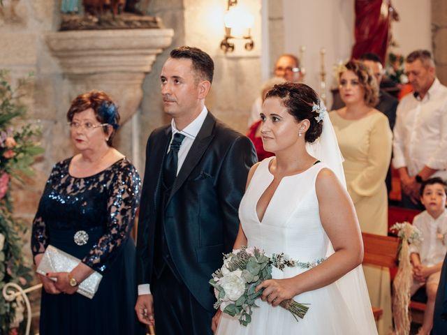 La boda de Iván y Leticia en Ferreira De Panton (Sta Maria), Lugo 47
