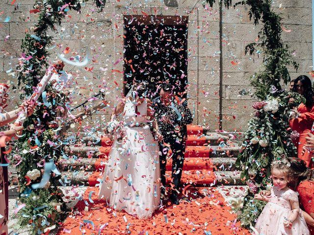 La boda de Iván y Leticia en Ferreira De Panton (Sta Maria), Lugo 48