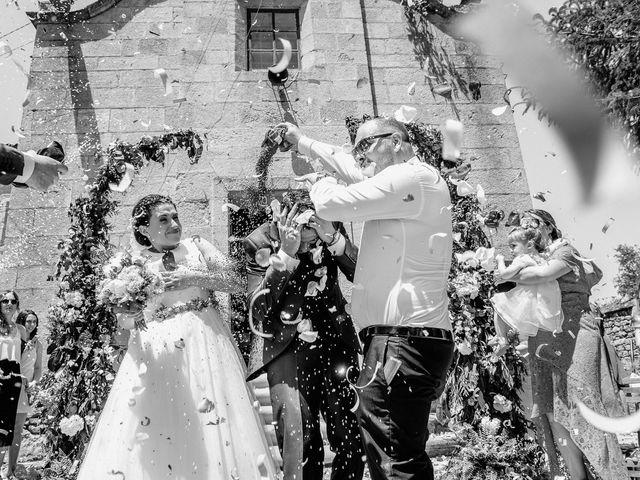 La boda de Iván y Leticia en Ferreira De Panton (Sta Maria), Lugo 49