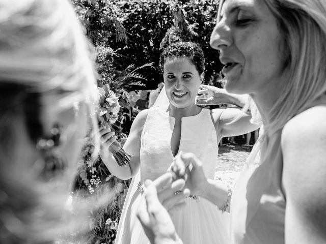 La boda de Iván y Leticia en Ferreira De Panton (Sta Maria), Lugo 50