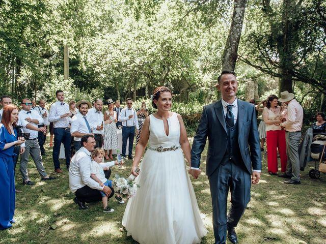 La boda de Iván y Leticia en Ferreira De Panton (Sta Maria), Lugo 51