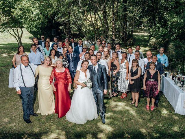 La boda de Iván y Leticia en Ferreira De Panton (Sta Maria), Lugo 52
