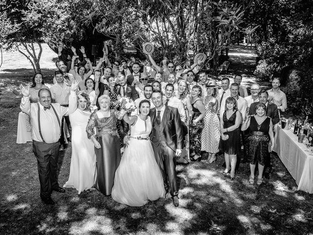 La boda de Iván y Leticia en Ferreira De Panton (Sta Maria), Lugo 53