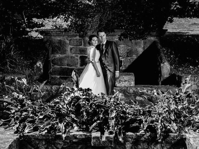 La boda de Iván y Leticia en Ferreira De Panton (Sta Maria), Lugo 54