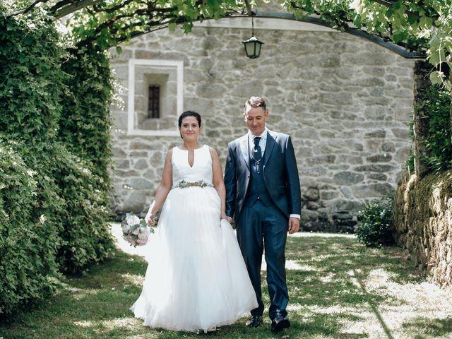 La boda de Iván y Leticia en Ferreira De Panton (Sta Maria), Lugo 55
