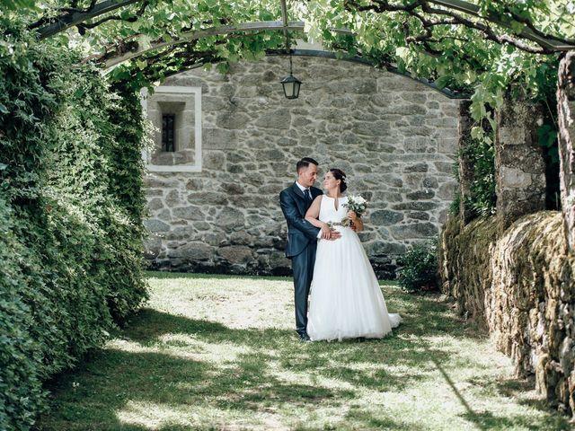 La boda de Iván y Leticia en Ferreira De Panton (Sta Maria), Lugo 1
