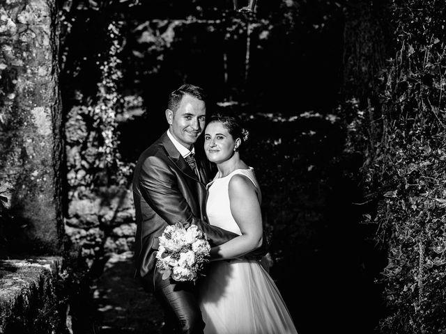 La boda de Iván y Leticia en Ferreira De Panton (Sta Maria), Lugo 56