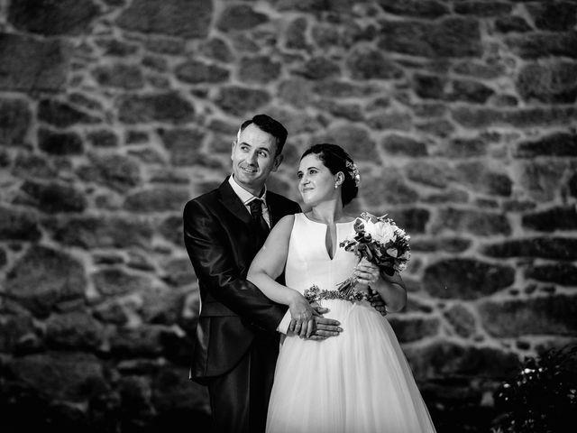 La boda de Iván y Leticia en Ferreira De Panton (Sta Maria), Lugo 57