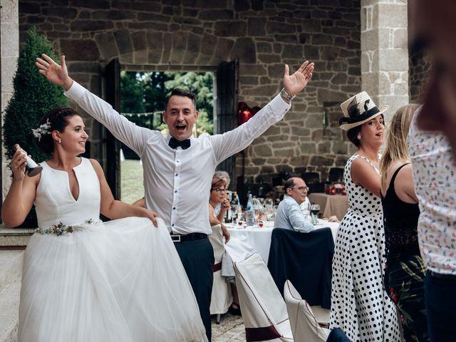 La boda de Iván y Leticia en Ferreira De Panton (Sta Maria), Lugo 62