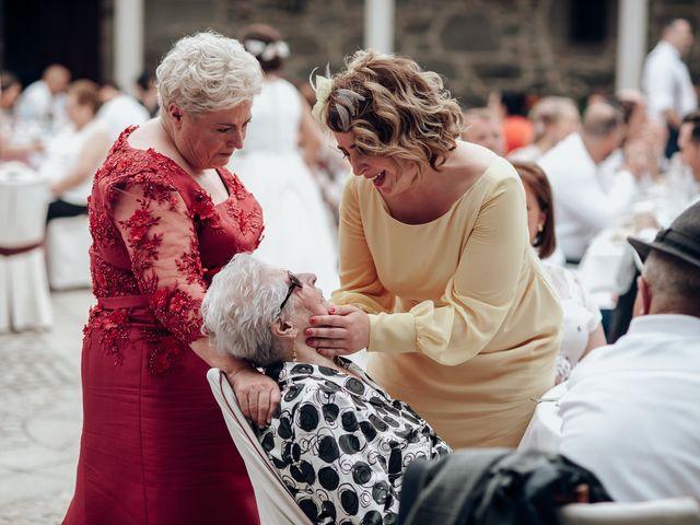 La boda de Iván y Leticia en Ferreira De Panton (Sta Maria), Lugo 66