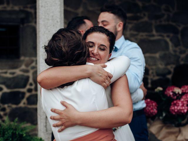 La boda de Iván y Leticia en Ferreira De Panton (Sta Maria), Lugo 67
