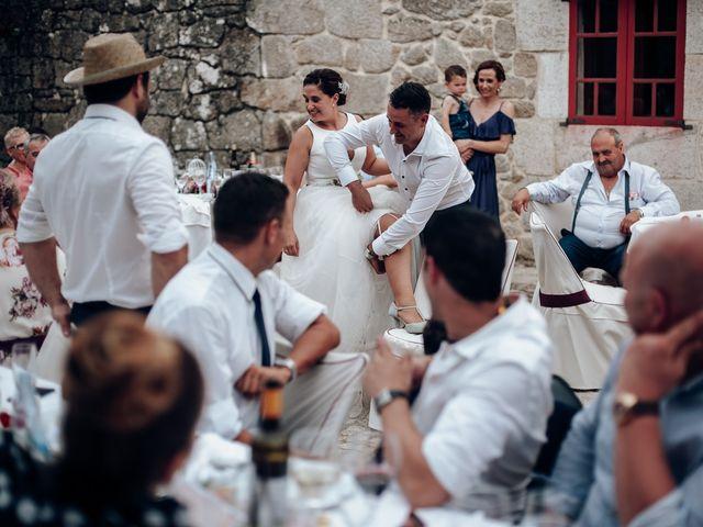 La boda de Iván y Leticia en Ferreira De Panton (Sta Maria), Lugo 68