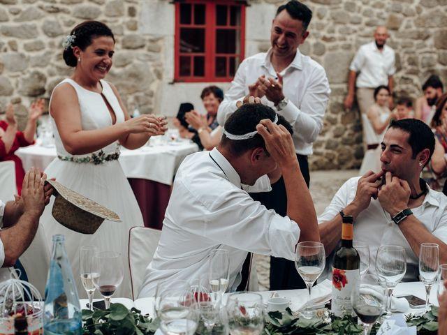 La boda de Iván y Leticia en Ferreira De Panton (Sta Maria), Lugo 69