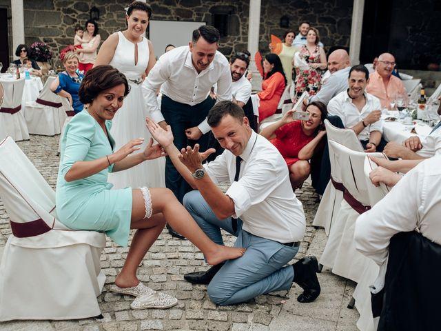 La boda de Iván y Leticia en Ferreira De Panton (Sta Maria), Lugo 71