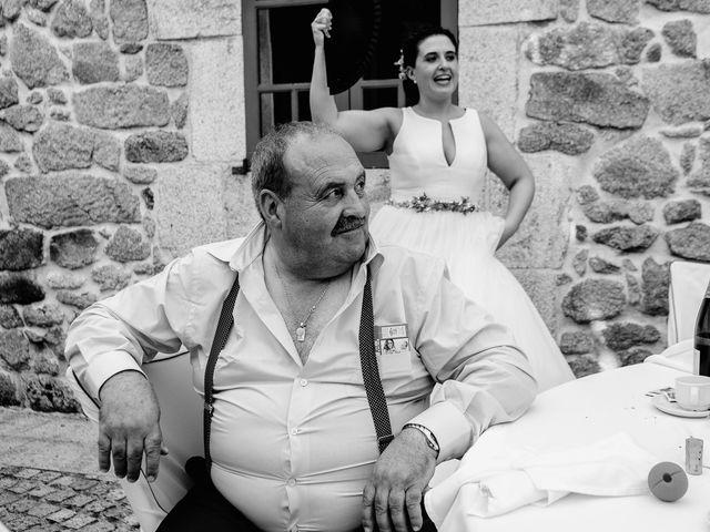 La boda de Iván y Leticia en Ferreira De Panton (Sta Maria), Lugo 72