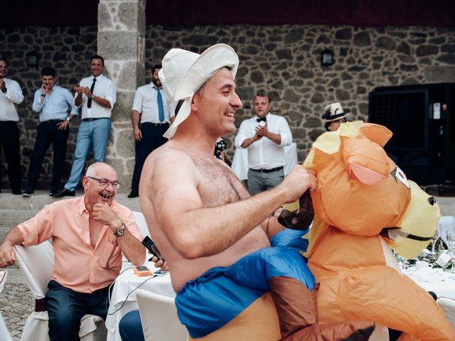 La boda de Iván y Leticia en Ferreira De Panton (Sta Maria), Lugo 75