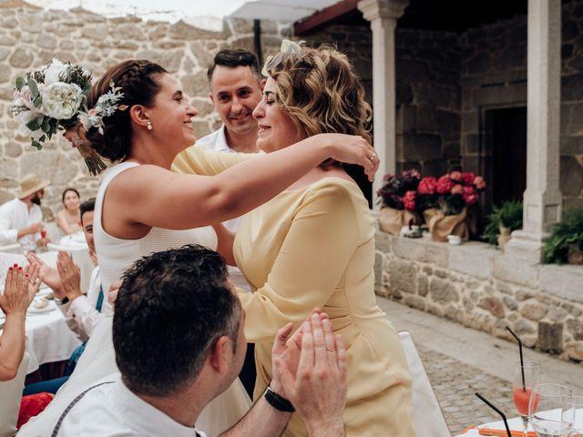 La boda de Iván y Leticia en Ferreira De Panton (Sta Maria), Lugo 77