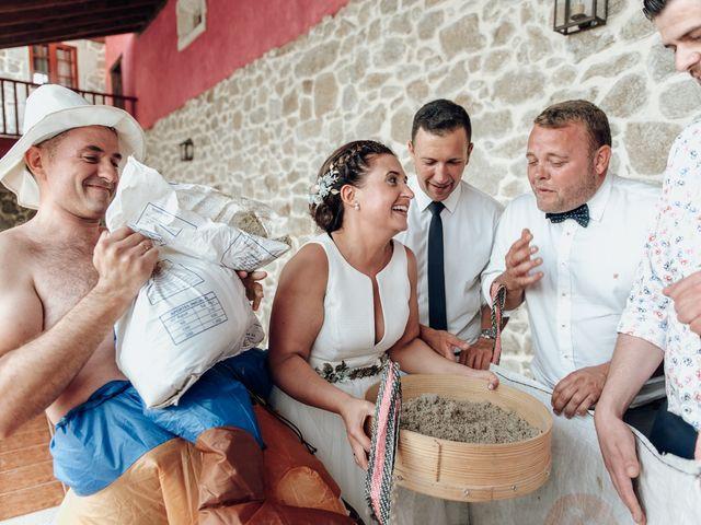 La boda de Iván y Leticia en Ferreira De Panton (Sta Maria), Lugo 76