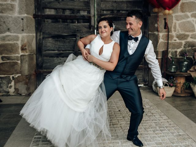La boda de Iván y Leticia en Ferreira De Panton (Sta Maria), Lugo 82