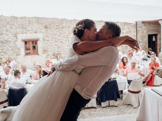 La boda de Iván y Leticia en Ferreira De Panton (Sta Maria), Lugo 86