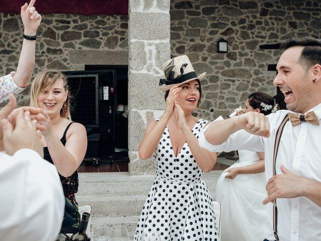 La boda de Iván y Leticia en Ferreira De Panton (Sta Maria), Lugo 87