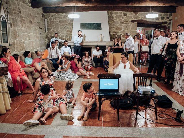 La boda de Iván y Leticia en Ferreira De Panton (Sta Maria), Lugo 88