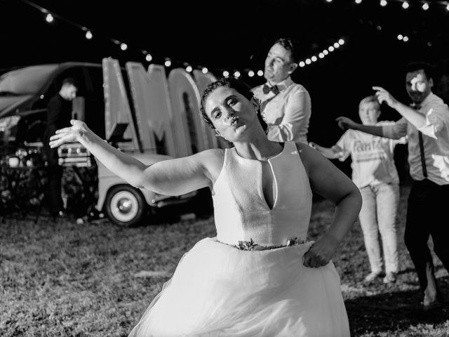 La boda de Iván y Leticia en Ferreira De Panton (Sta Maria), Lugo 101