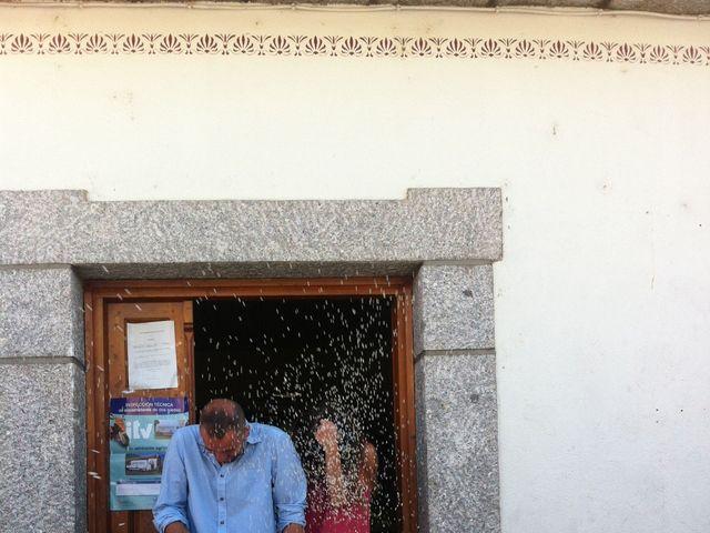 La boda de Richi y Ana en Navaluenga, Ávila 17