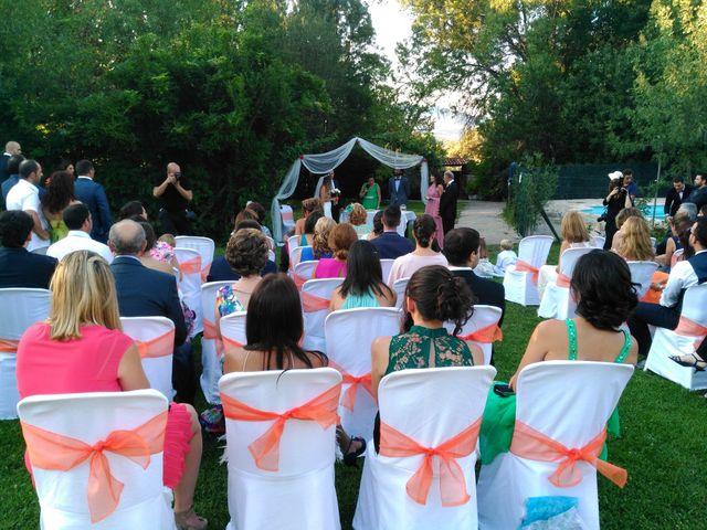 La boda de Richi y Ana en Navaluenga, Ávila 18