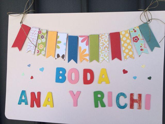 La boda de Richi y Ana en Navaluenga, Ávila 20
