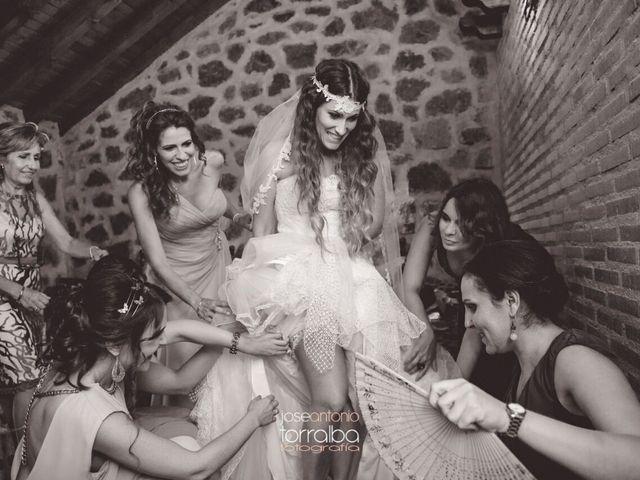 La boda de Richi y Ana en Navaluenga, Ávila 30