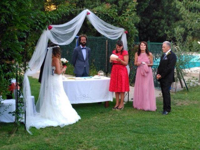 La boda de Richi y Ana en Navaluenga, Ávila 1
