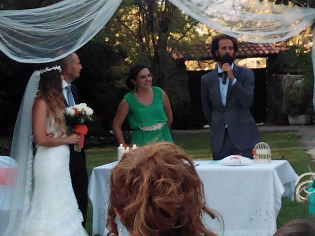 La boda de Richi y Ana en Navaluenga, Ávila 31