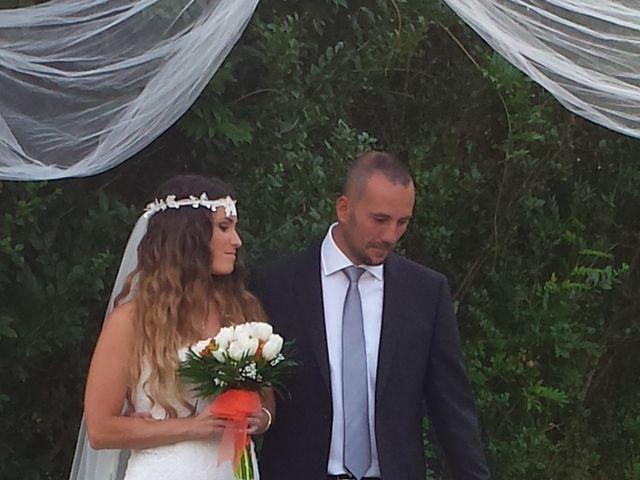 La boda de Richi y Ana en Navaluenga, Ávila 2