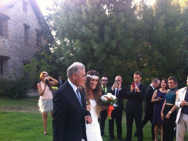 La boda de Richi y Ana en Navaluenga, Ávila 32