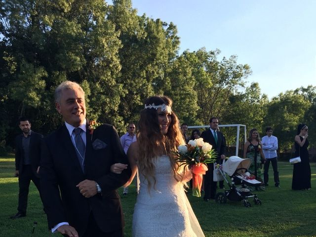 La boda de Richi y Ana en Navaluenga, Ávila 33