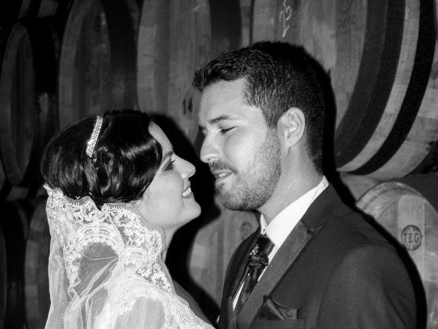 La boda de Francisco y Mercedes en Sanlucar De Barrameda, Cádiz 1
