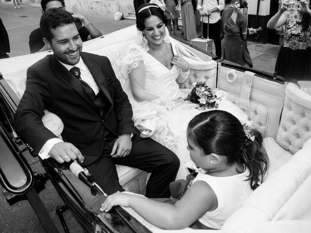 La boda de Francisco y Mercedes en Sanlucar De Barrameda, Cádiz 9