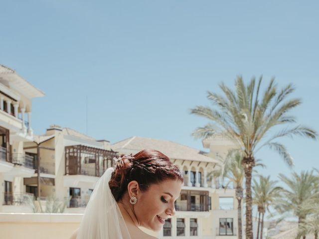 La boda de Sergio y Marina en Torre Pacheco, Murcia 28