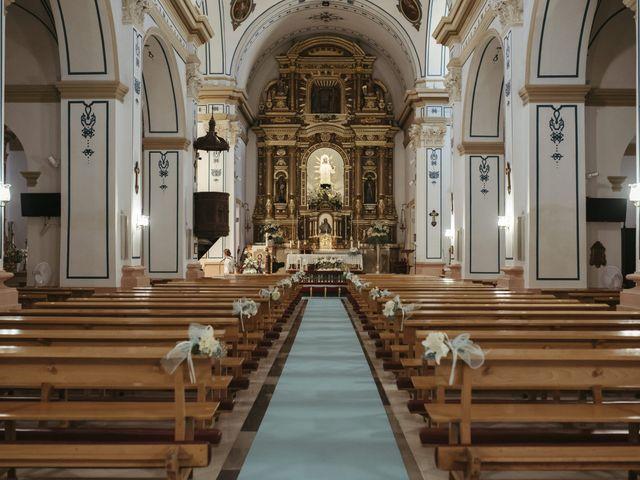 La boda de Sergio y Marina en Torre Pacheco, Murcia 32