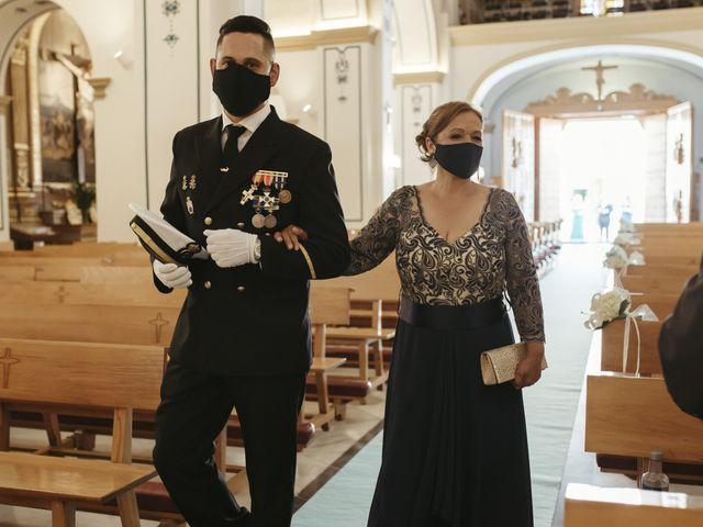 La boda de Sergio y Marina en Torre Pacheco, Murcia 33