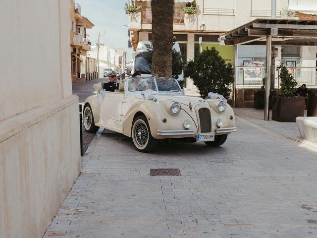 La boda de Sergio y Marina en Torre Pacheco, Murcia 34