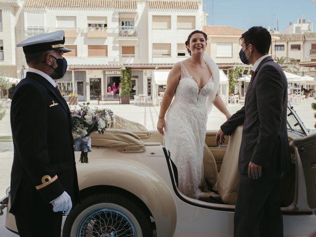 La boda de Sergio y Marina en Torre Pacheco, Murcia 35