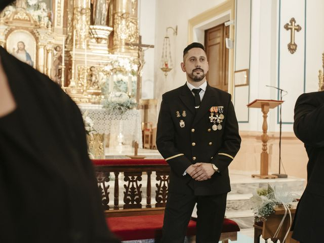 La boda de Sergio y Marina en Torre Pacheco, Murcia 36