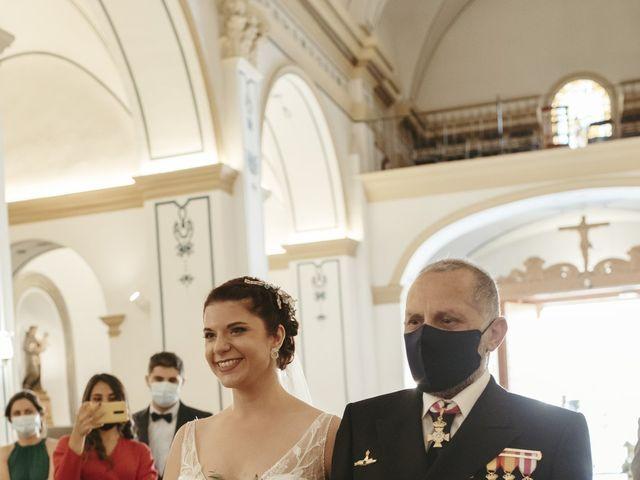La boda de Sergio y Marina en Torre Pacheco, Murcia 37