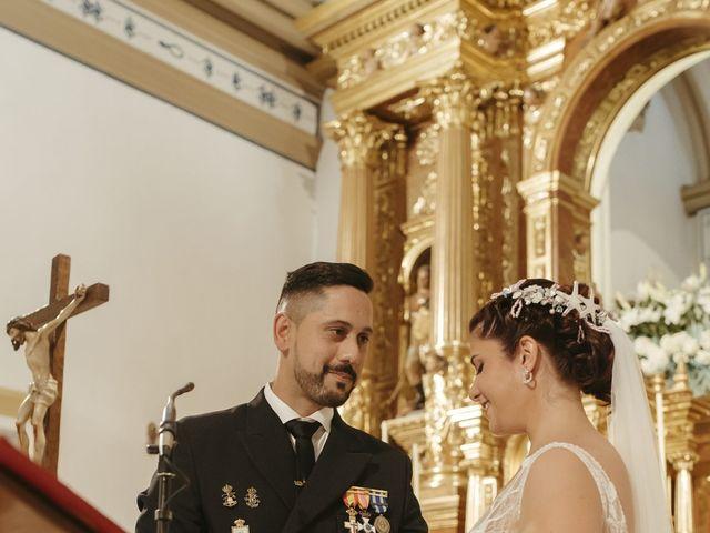 La boda de Sergio y Marina en Torre Pacheco, Murcia 39