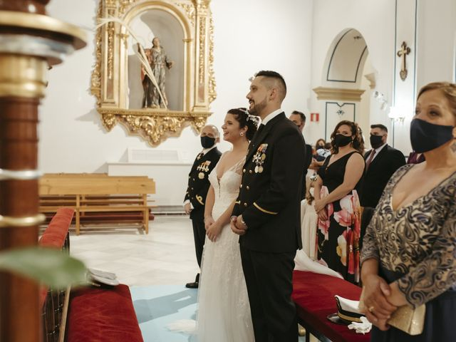 La boda de Sergio y Marina en Torre Pacheco, Murcia 41