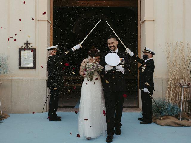 La boda de Sergio y Marina en Torre Pacheco, Murcia 42